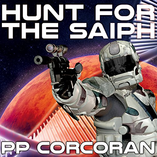 Hunt for the Saiph audiobook cover art