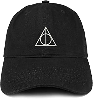 Best deathly hallows dad hat Reviews