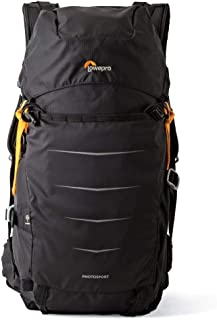 Lowepro Photo Sport Bp 200 AW II, Two Passions One Pack This Next-Generation Design is Built to Help You Go Fast and Light, Black, (LP36888-PWW)