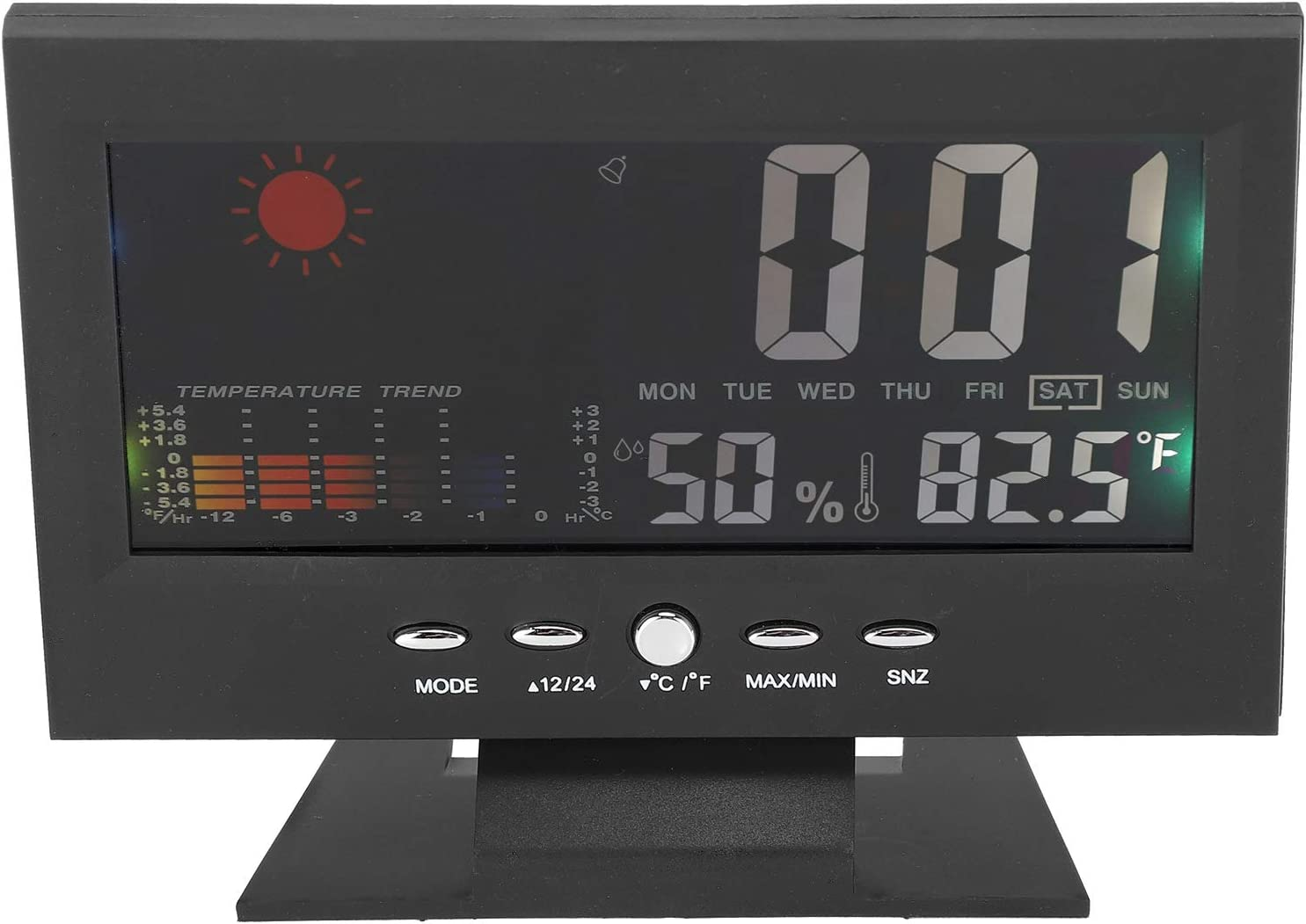 wendeekun NEW before Opening large release sale selling ☆ Digital Thermometer Multifunction