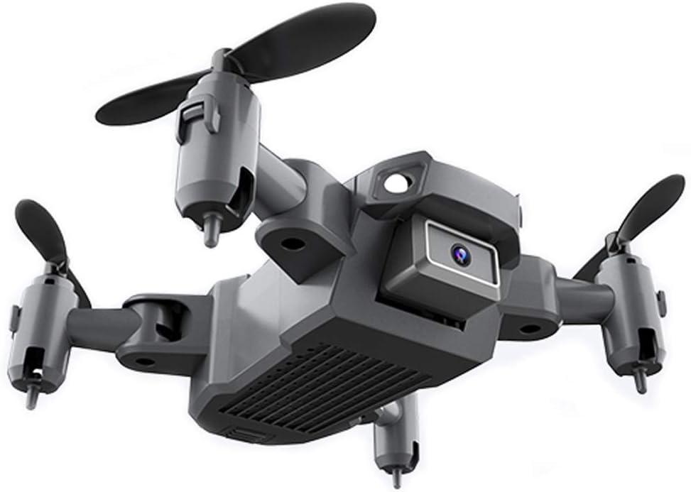 zhuolong Drone de Quadcopter KF609 Mini Drone de Control Remoto de posicionamiento de Flujo /óptico de Alta definici/ón Quadcopter 4K//720P 4k