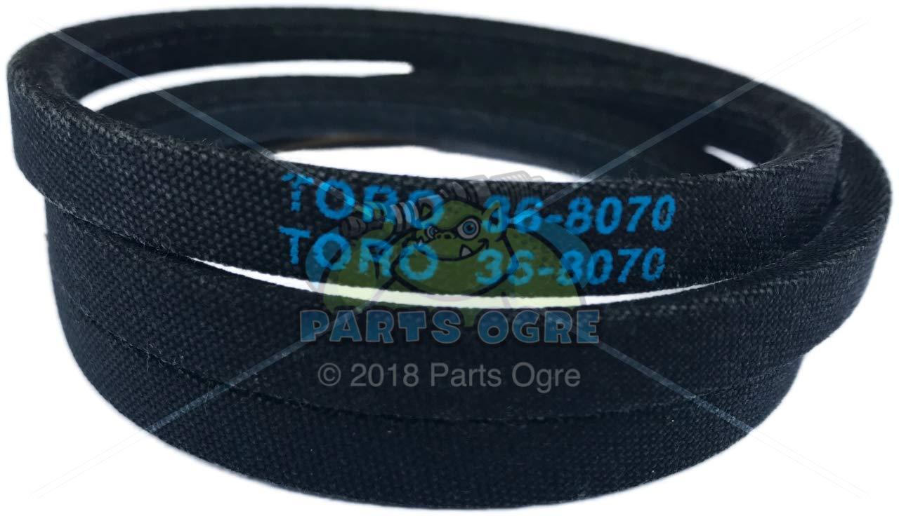 Toro Latest item Award 36-8070 V-Belt