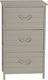 Household Essentials 3 Drawer Chest