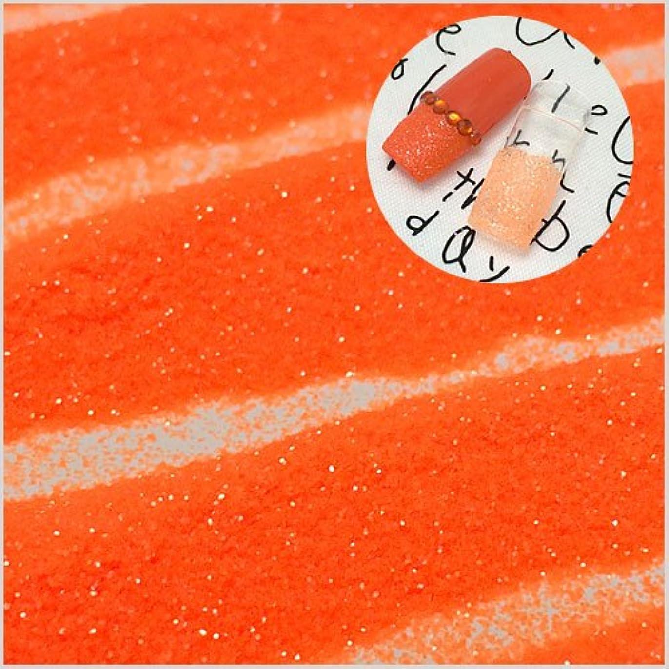 戻す混雑試してみるグリッター2g入り「ネオンオレンジ」(ラメ,ネイル,キラキラ素材,ラメ素材,レジン封入,ボディータトゥー,サンドアート,ネイルアート,UVレジン) [並行輸入品]