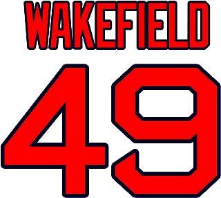 tim wakefield jersey