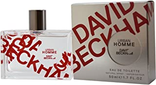 David Beckham Urban Homme by David Beckham Eau De Toilette Spray 1.7 oz / 50 ml (Men)
