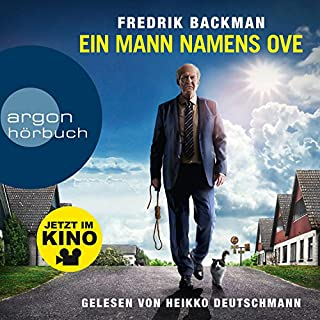 Ein Mann namens Ove audiobook cover art