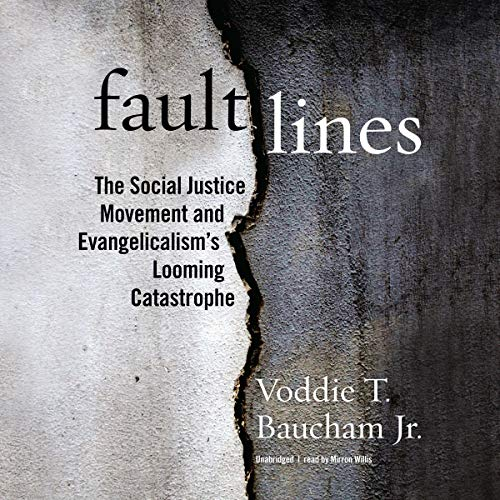 Fault Lines Audiobook By Voddie T. Baucham cover art
