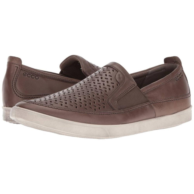 (エコー) ECCO メンズ シューズ?靴 スニーカー Collin Perforated Slip-On [並行輸入品]