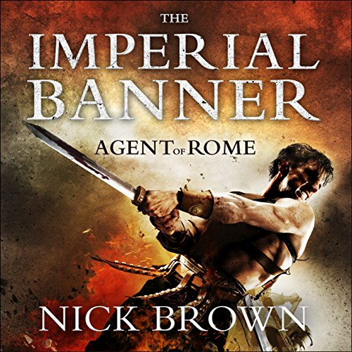 The Imperial Banner audiobook cover art
