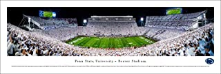 beaver stadium panoramic poster