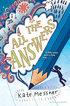 All the Answers by [Kate Messner]