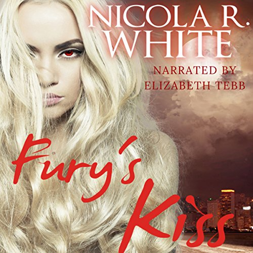 Fury's Kiss audiobook cover art
