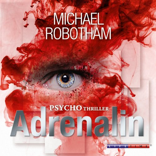 Adrenalin audiobook cover art