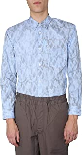 COMME DES GARÇONS SHIRT Luxury Fashion Mens S280721 Light Blue Shirt | Spring Summer 20