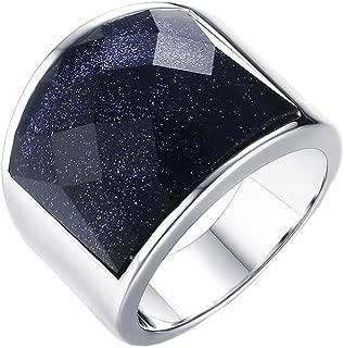 Best blue sandstone ring Reviews