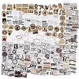 272 Pegatinas Stickers Scrapbooking Manualidades Bullet Journal Álbum Fotos Agenda Adhesivos Decoración Álbumes de Recortes Calendarios Tarjetas de Felicitación Regalos Sobres