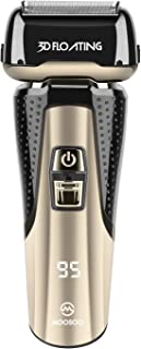 MOOSOO M Electric Shaver for Men Foil Wet Dry Electric Razor With Precision Trimmer,...