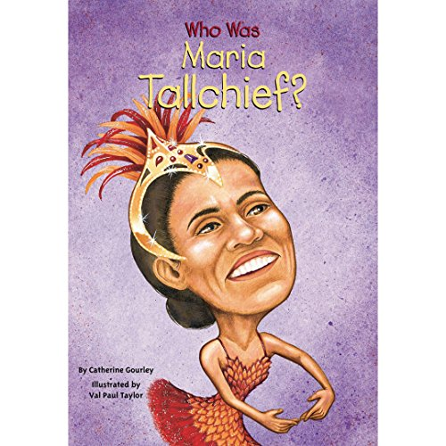 Who Was Maria Tallchief? audiobook cover art