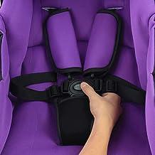 MU Sillas de paseo cómodas Sillas de paseo bidireccionales, Cochecito de bebé ligero y ajustable Sistema de viaje Los cochecitos de paseo pueden acostarse y plegarse,Negro