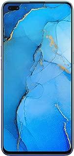 Oppo Reno3 Pro Smartphone, Dual SIM, 256GB, 8GB, Auroral Blue + Oppo TH17 Wireless Headphones (Free Gift)