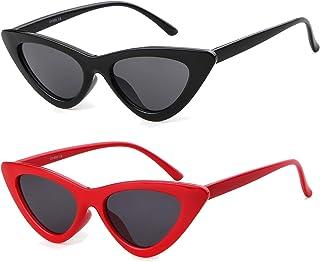 Adewu Cat Eyes Sunglasses Fashion Sunglasses UV Protection for Women