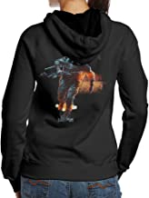 SAMMOI Battlefield Women's Hoodies Black