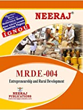 MRDE-4, Entrepreneurship and Rural Development