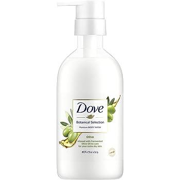 Dove(ダヴ) ダヴ ボディウォッシュ ボタニカルセレクション オリーブ ポンプ 500g ボディソープ