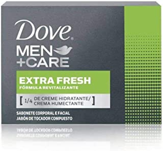 Sabonete em Barra Uso Diário 90G Men Care Clean Extra Fresh Unit, Dove