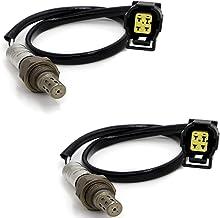 MOTORBEL 234-4587 سنسور اکسیژن گرم SG1849 سنسور O2 پایین دست سازگار با Dodge Ram 1500 2500 3500 سازگار با Jeep Grand Cherokee