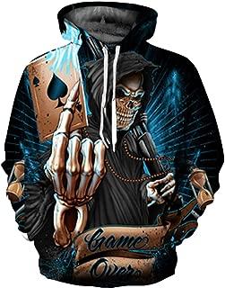 galaxy skull hoodie
