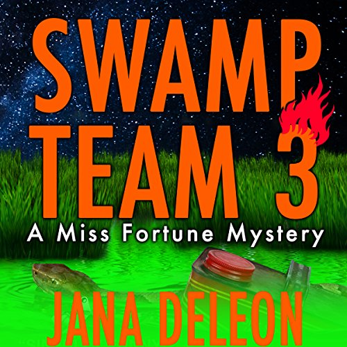 Swamp Team 3 cover art