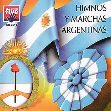 Himnos y Marchas Argentinas