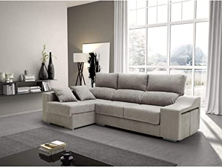 Amazon.es: sofa chaise longue - Últimos 30 días / Muebles ...