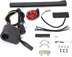World 9.99 Mall Golf Cart Universal Deluxe Light 9-pin Plug Upgrade Kit