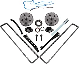 5.4 3V Triton Engine Timing Chain Kit, Camshaft Phaser Repair Kit, Variable Camshaft Timing Kit, Fit for Ford Expedition F150 F250 F350 Super Duty, Lincoln Navigator Mark LT