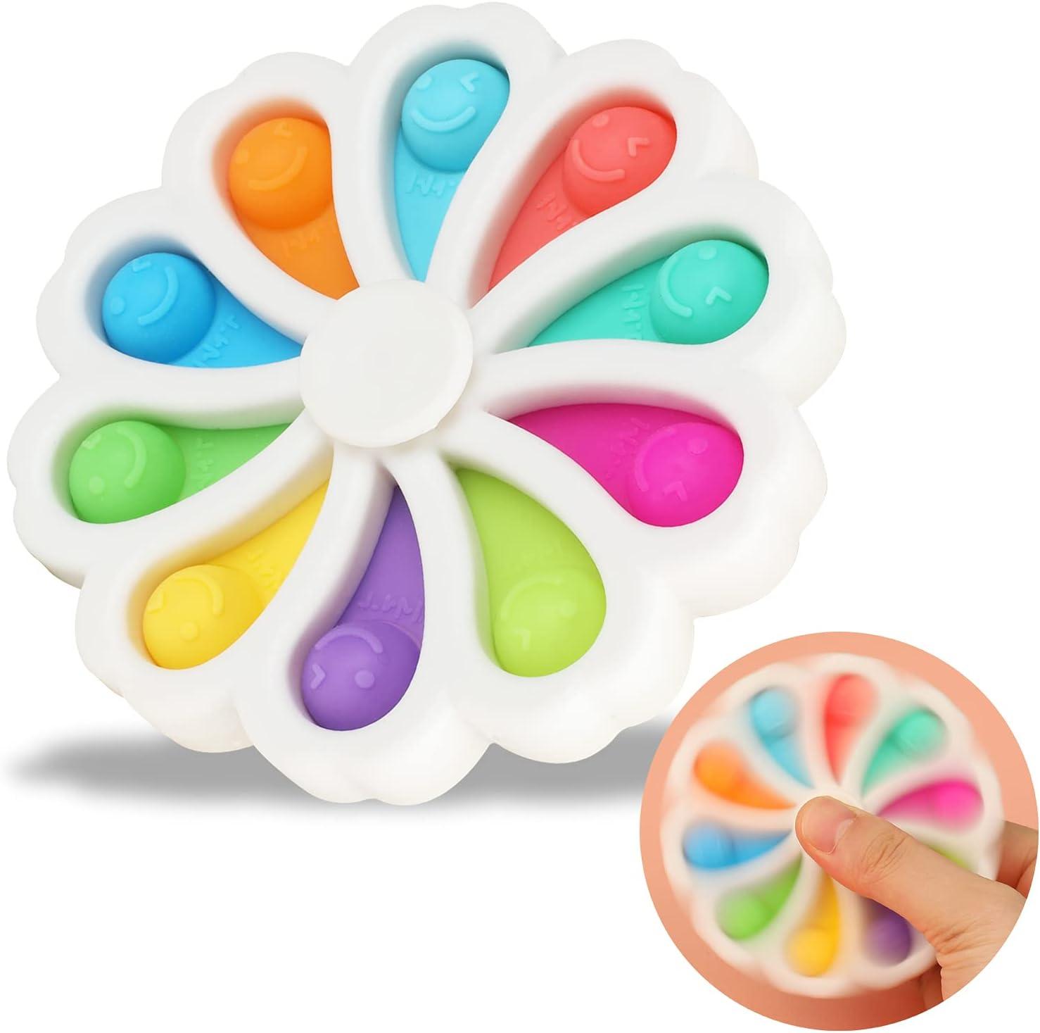 Recommendation Jawhock Simple Sensory Fidget Trust Pop Toys Push Ro
