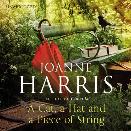 A Cat, A Hat, and a Piece of String cover art