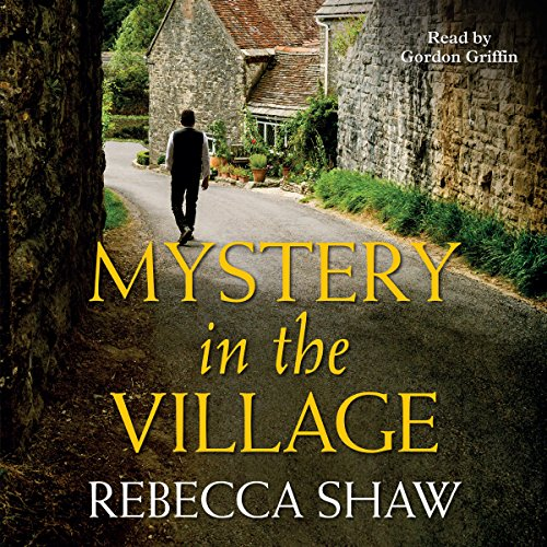 Mystery in the Village cover art
