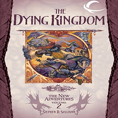 The Dying Kingdom cover art