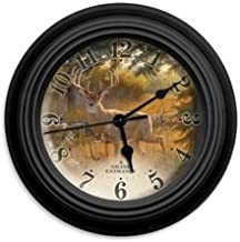 Reflective Art a Grand Entrance Wall Clock, 10-Inch