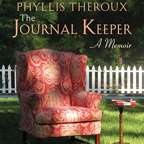 The Journal Keeper audiobook cover art