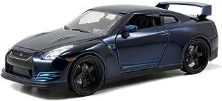 1/24 Jada Fast & Furious 7 Brian's 2009 Nissan Skyline GT-R R35 Blue 97036 ,#G14E6GE4R-GE 4-TEW6W213333