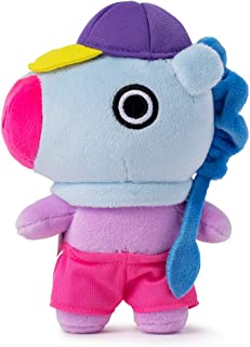 BT21 Official Merchandise by Line Friends - MANG Character Bon Voyage Standing Plush Dolls