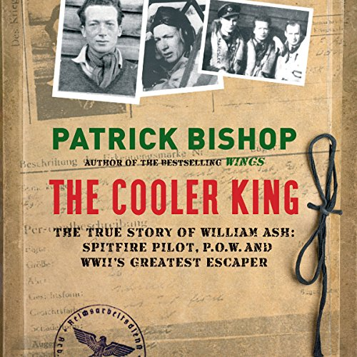 The Cooler King audiobook cover art