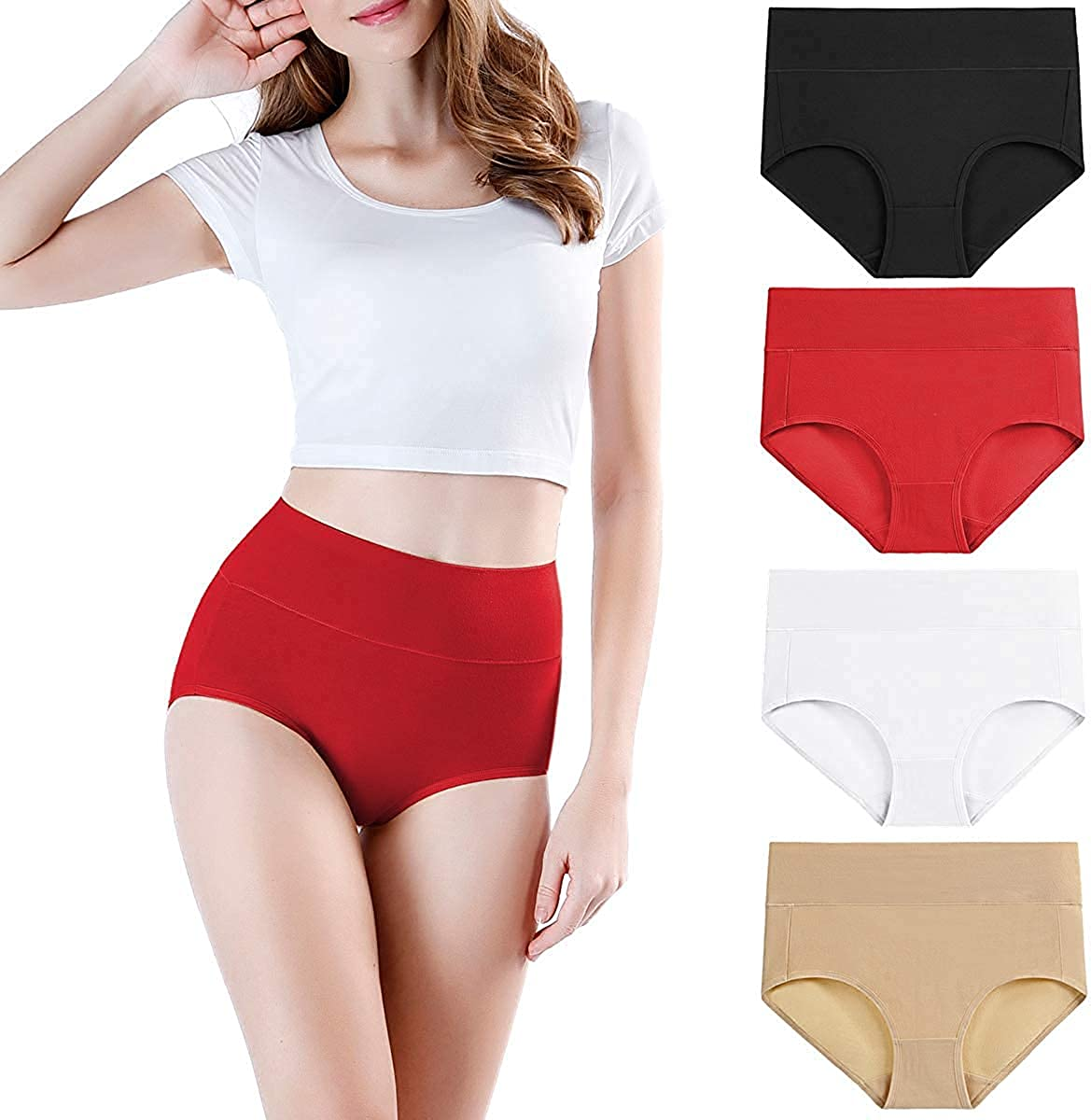 AJIUHE Every-Day Manufacturer OFFicial shop Finally popular brand High-Waist Shapewear Trainer Thon Control Tummy