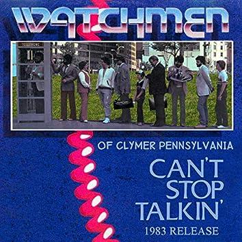 Can't Stop Talkin' 1983 Release