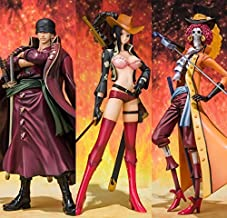 One Piece Film Z - Zoro & Robin & Brook (Set Combat Outfit Ver.) (Edition Limitée) [Figuarts Zero][Japan import]