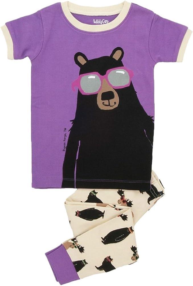 Animal World - Cool Bear Juvy Pajama Set